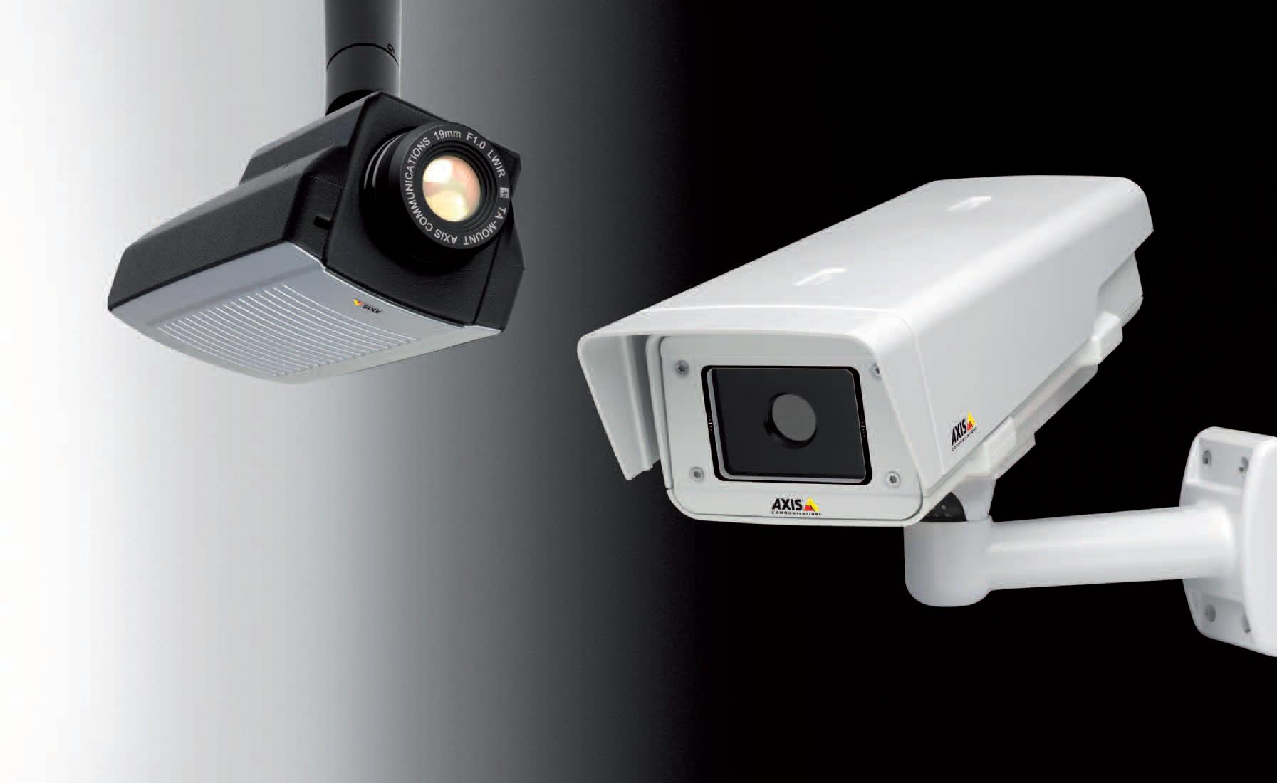 Установка камер видеонаблюдения в Харькове